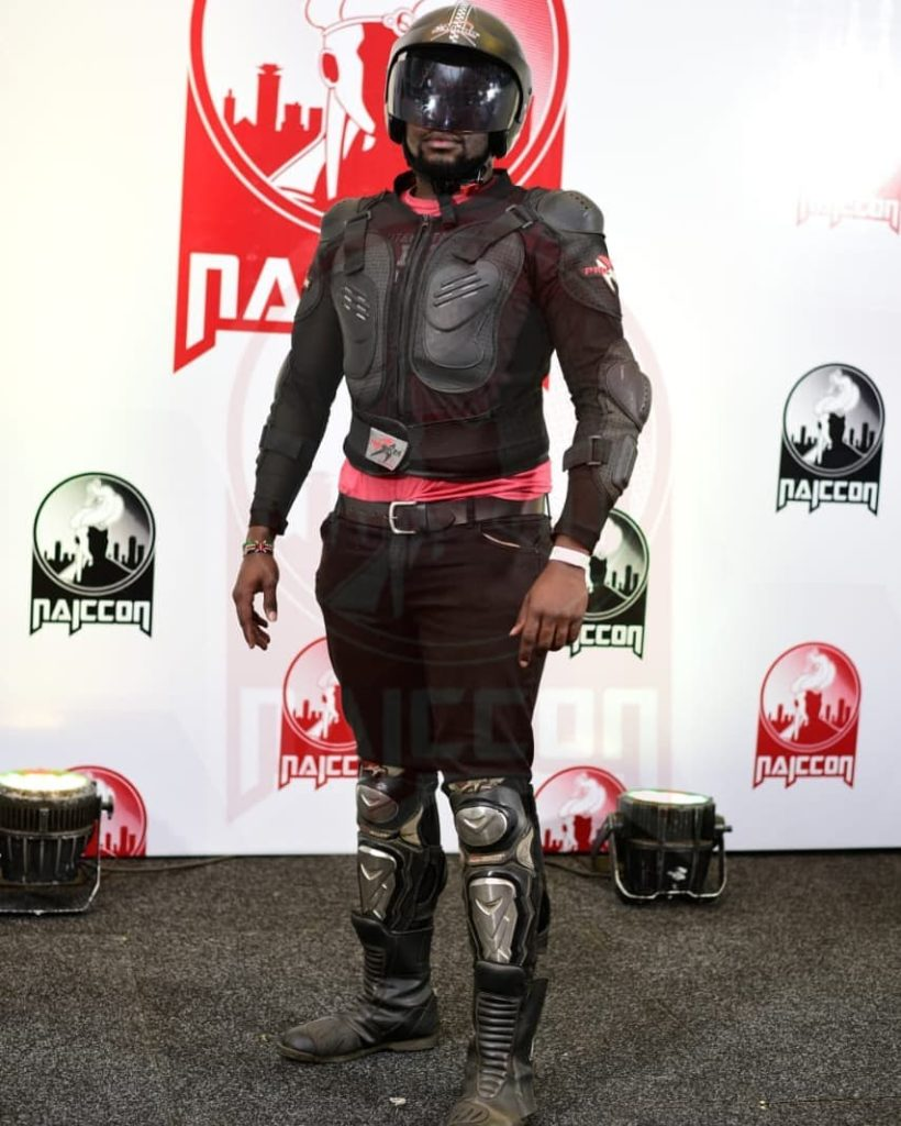 Cosplay at Nairobi Comic-Con 2019