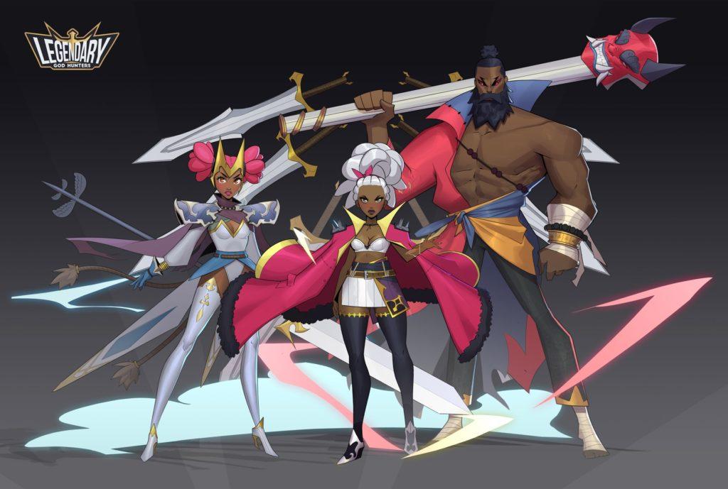 Legendary God Hunters