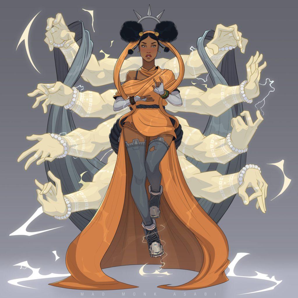 Mad Monk Asabi