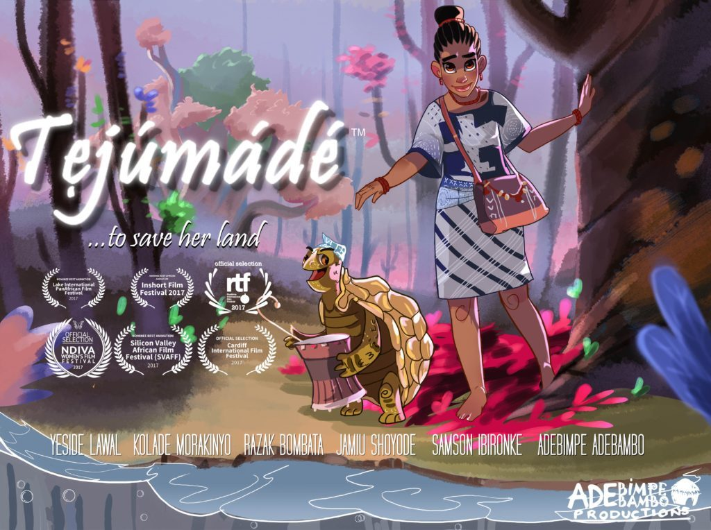 Tejumade by Adebimpe Adebambo