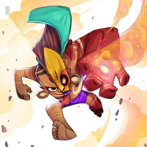 Tonko character design by Simangasilo Sibaya