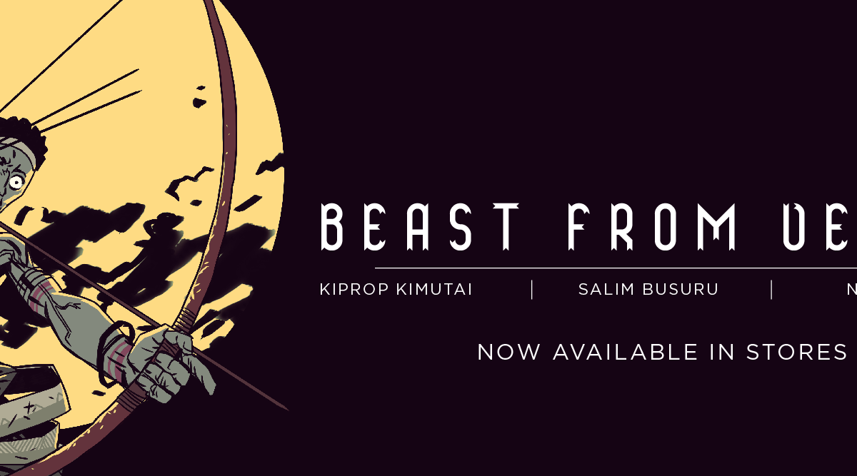 Beast from Venus: An African Comic About Kenyan Mythical Creatures