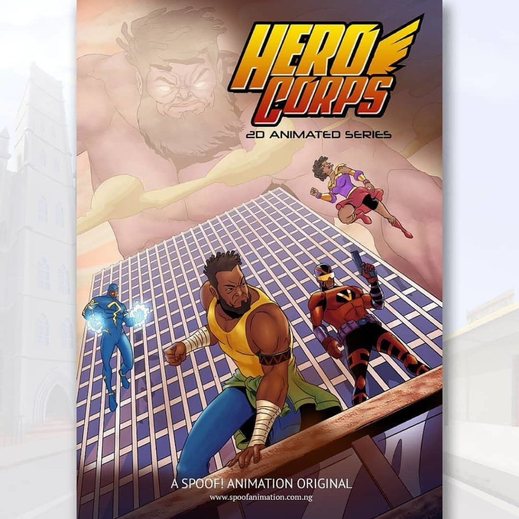 Hero Corps