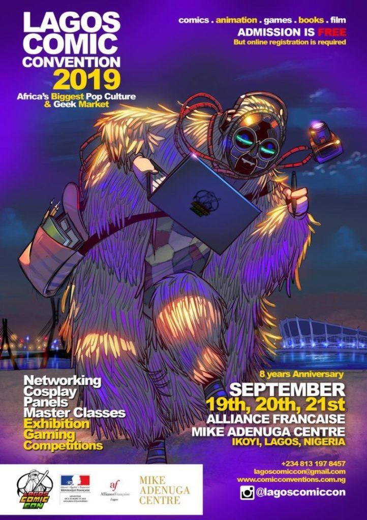Lagos Comic-Con 2019