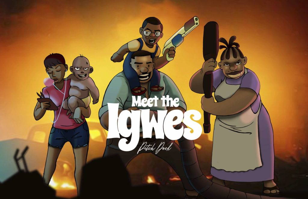 Meet the Igwes by Chekwube Okonkwo winner at AAFFia round of pan-African Animation du Monde 2019
