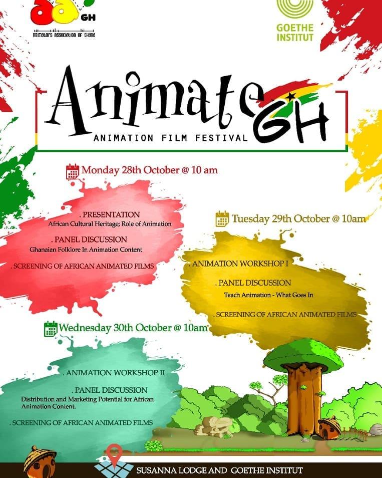 Animate GH Animation Festival