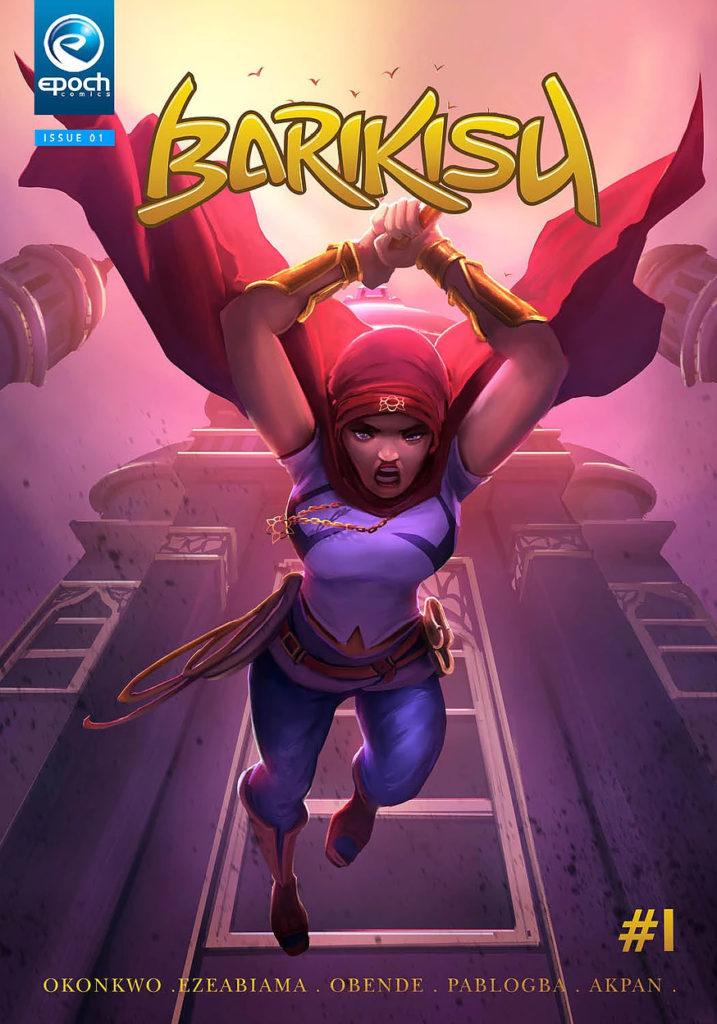 Barikisu by Epoch Comics