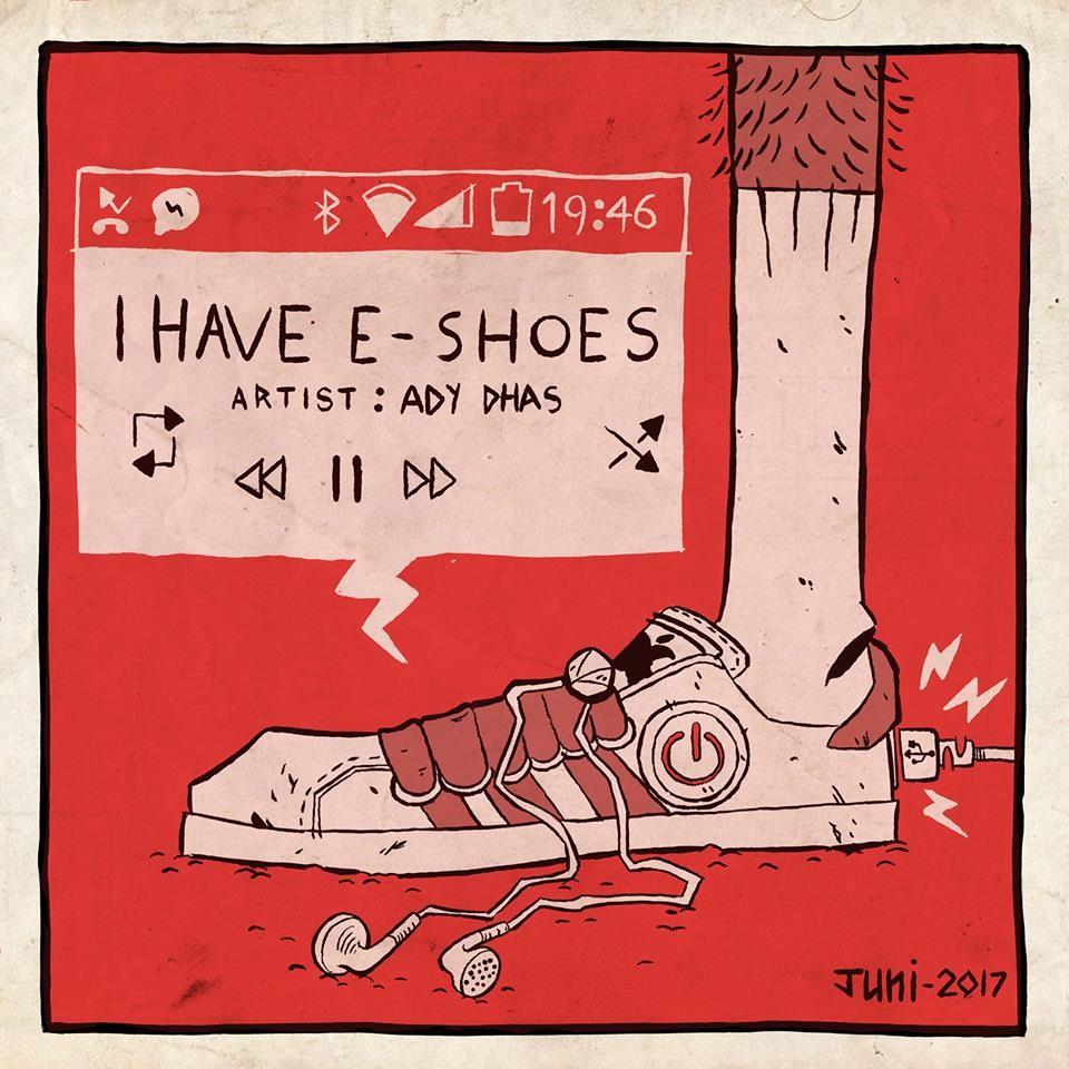E shoes by Ba