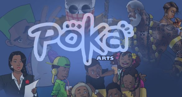 Poka Arts cover image