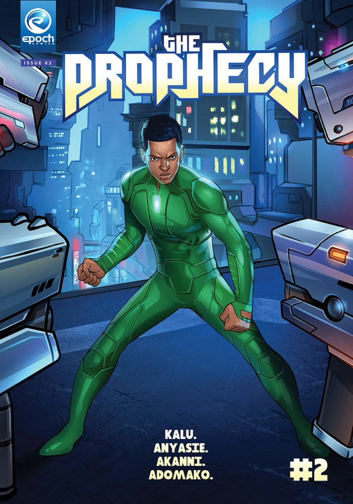 The Prophecy 2 by Epoch Comics