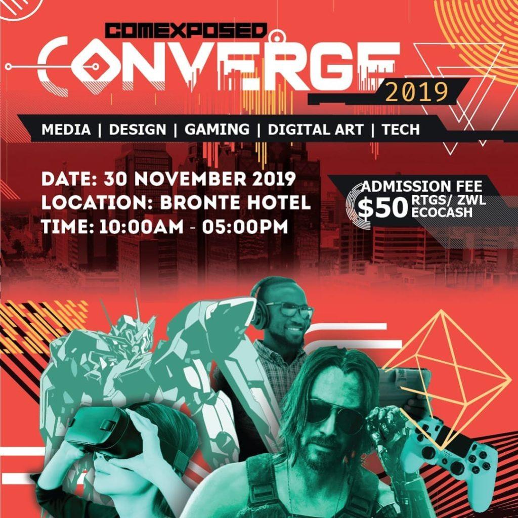 Comexposed Converge 2019