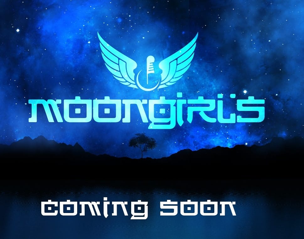 MoonGirls coming soon poster