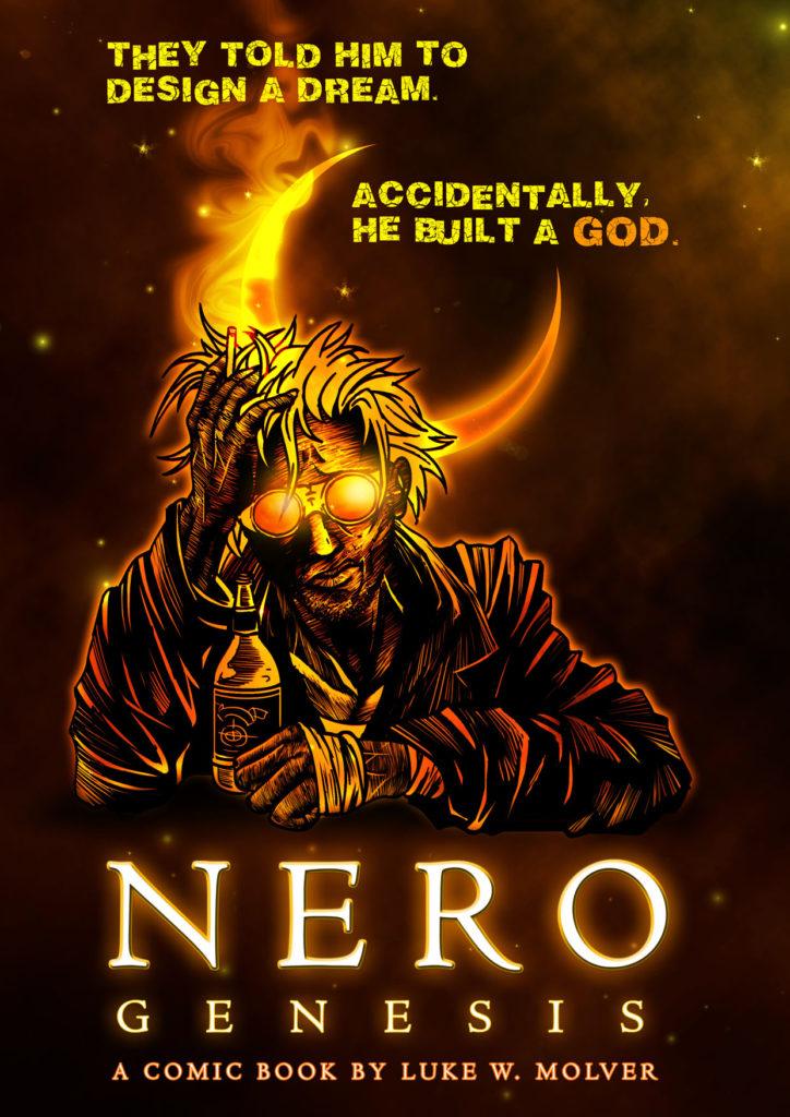 Nero Genesis by Luke Molver
