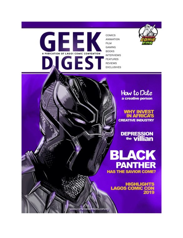 The Geek Digest