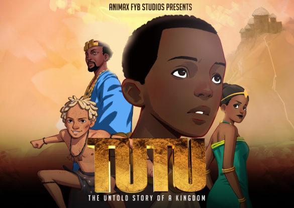 Tutu Untold Story of a Kingdom