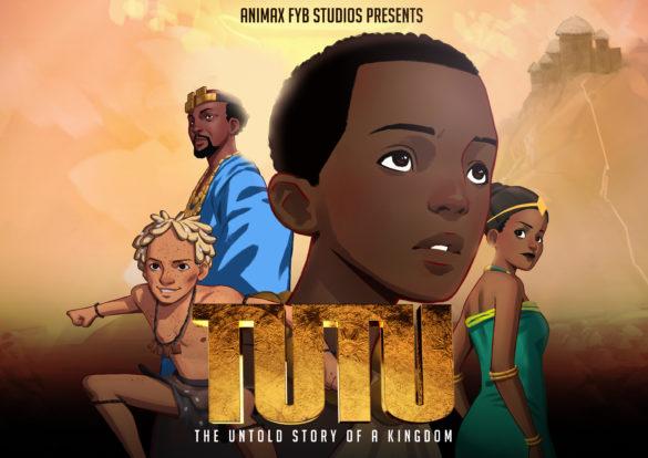 Tutu Untold Story of a Kingdom