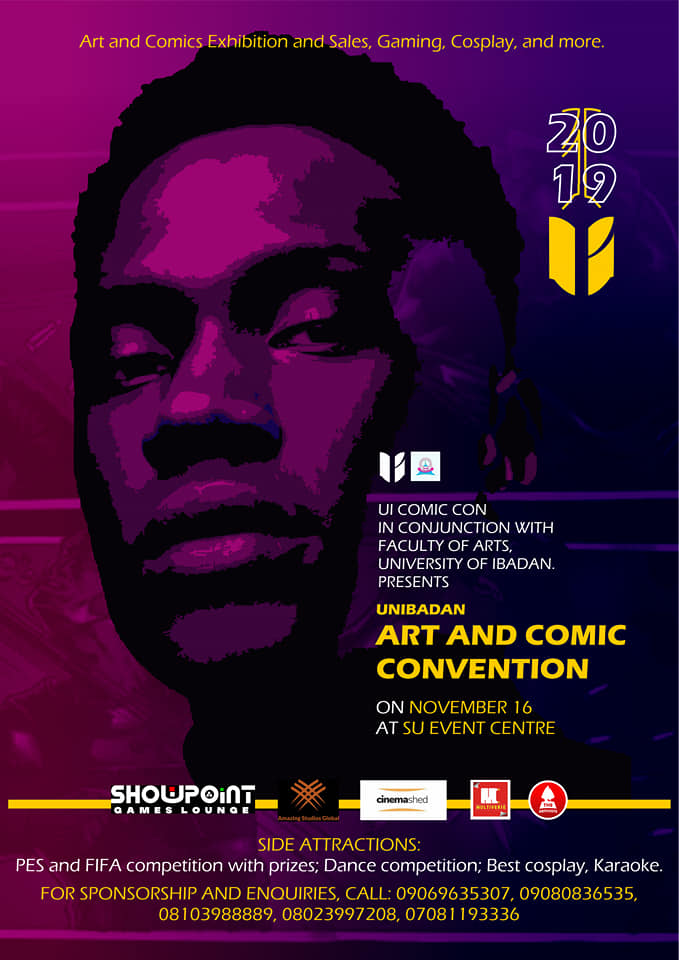 Unibadan Art and Comic Convention