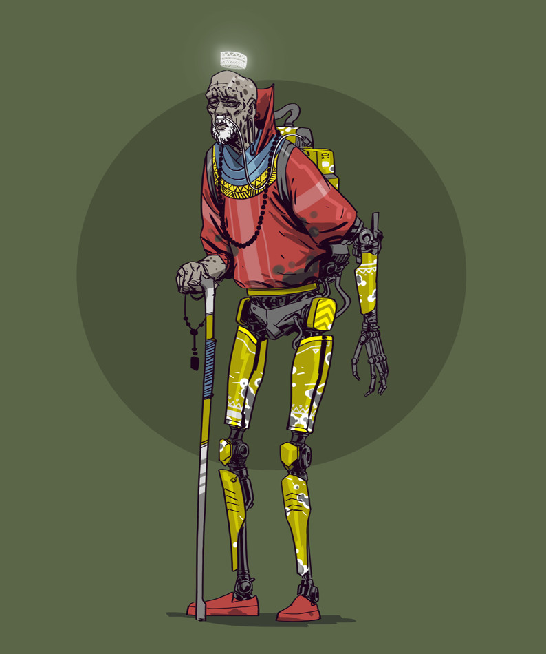 Cellarius the Forefather - Supreme Chief of the 9 Clans