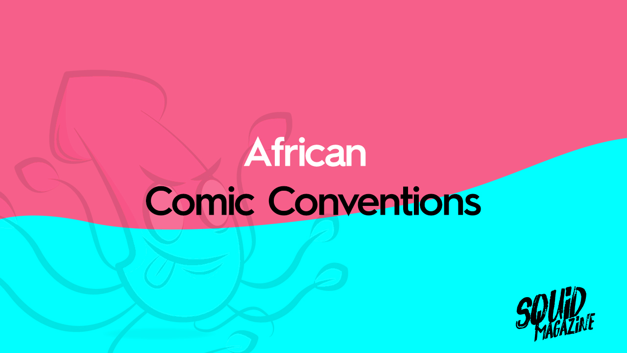 African Comic Conventions