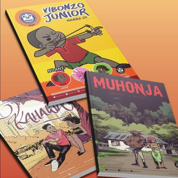 Avandu Vosi comics Movie Jabber Expo