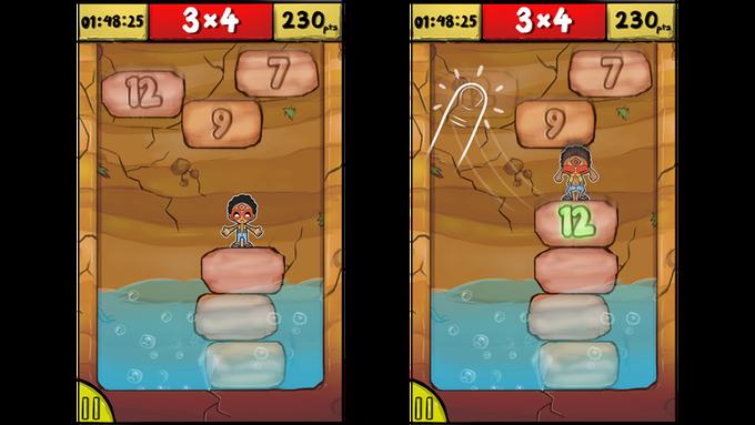 Ananse math-themed gameplay