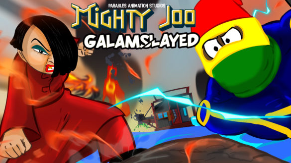 Mighty Joo Galamslayed