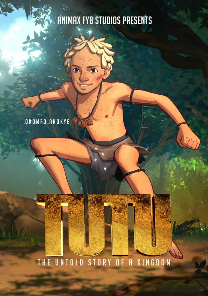 Okomfo Anokye Animax FYB Studio Tutu