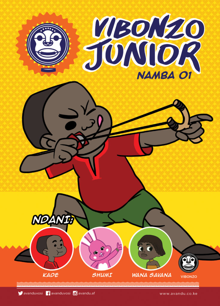 Vibonzo Junior by Avandu Vosi