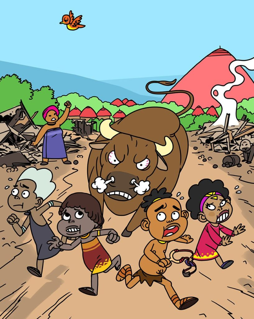 Wana Savana by Daniel Macharia