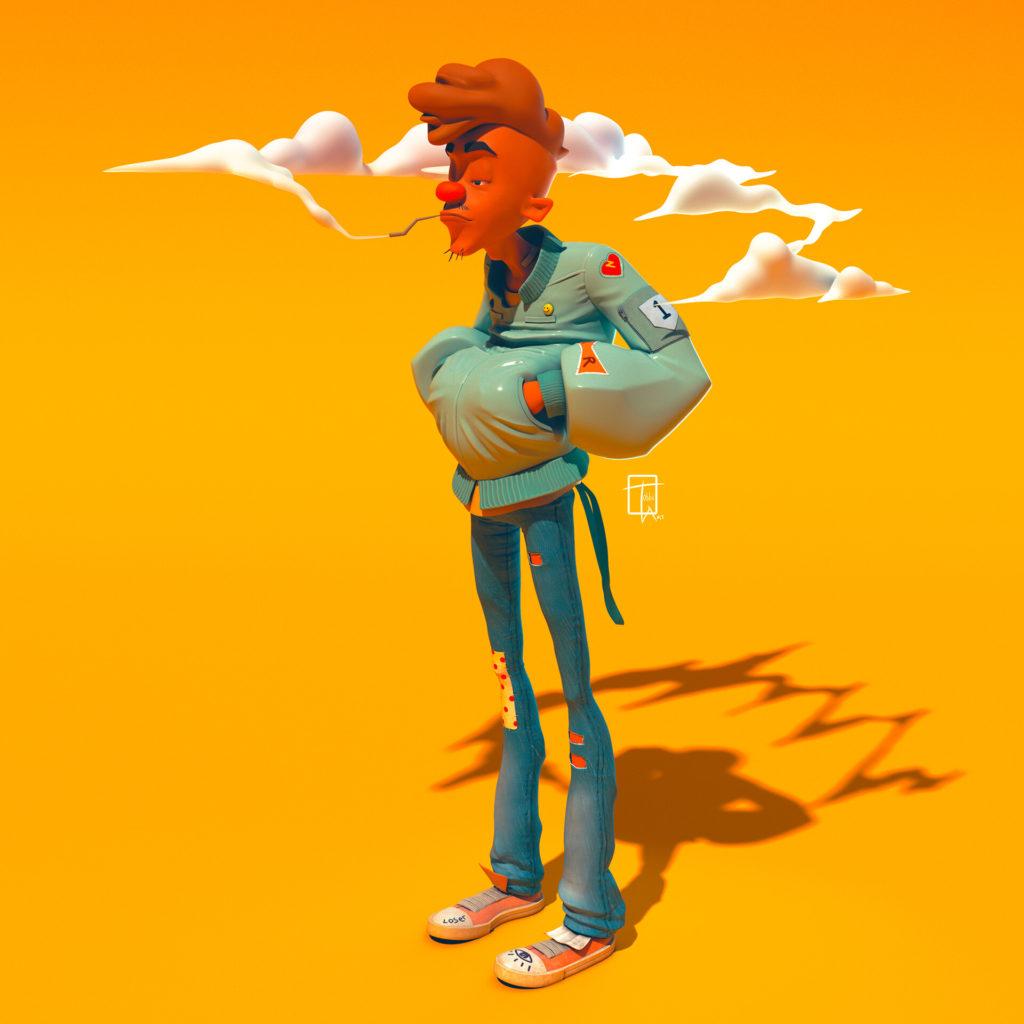 Chillz by Bertil Toby Svanekiaer