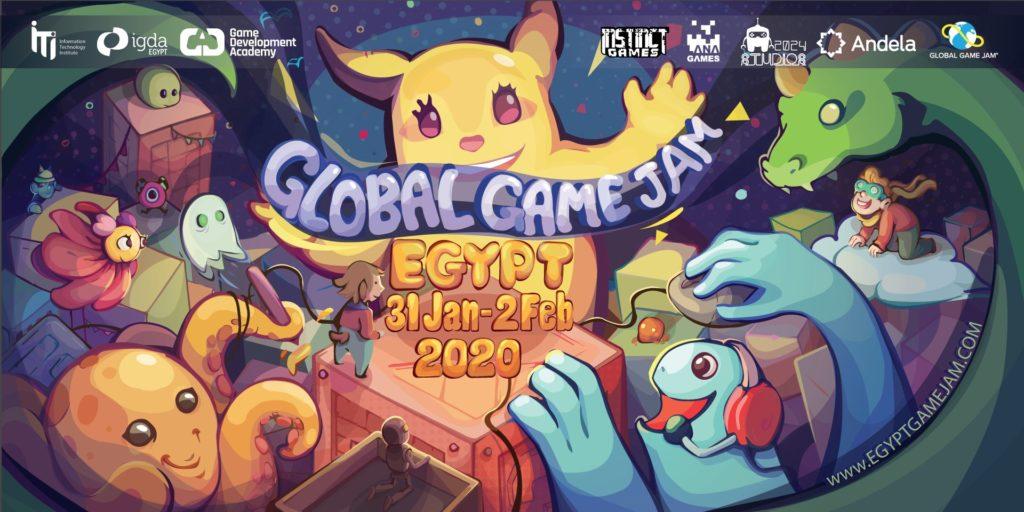 Egypt Game Jam