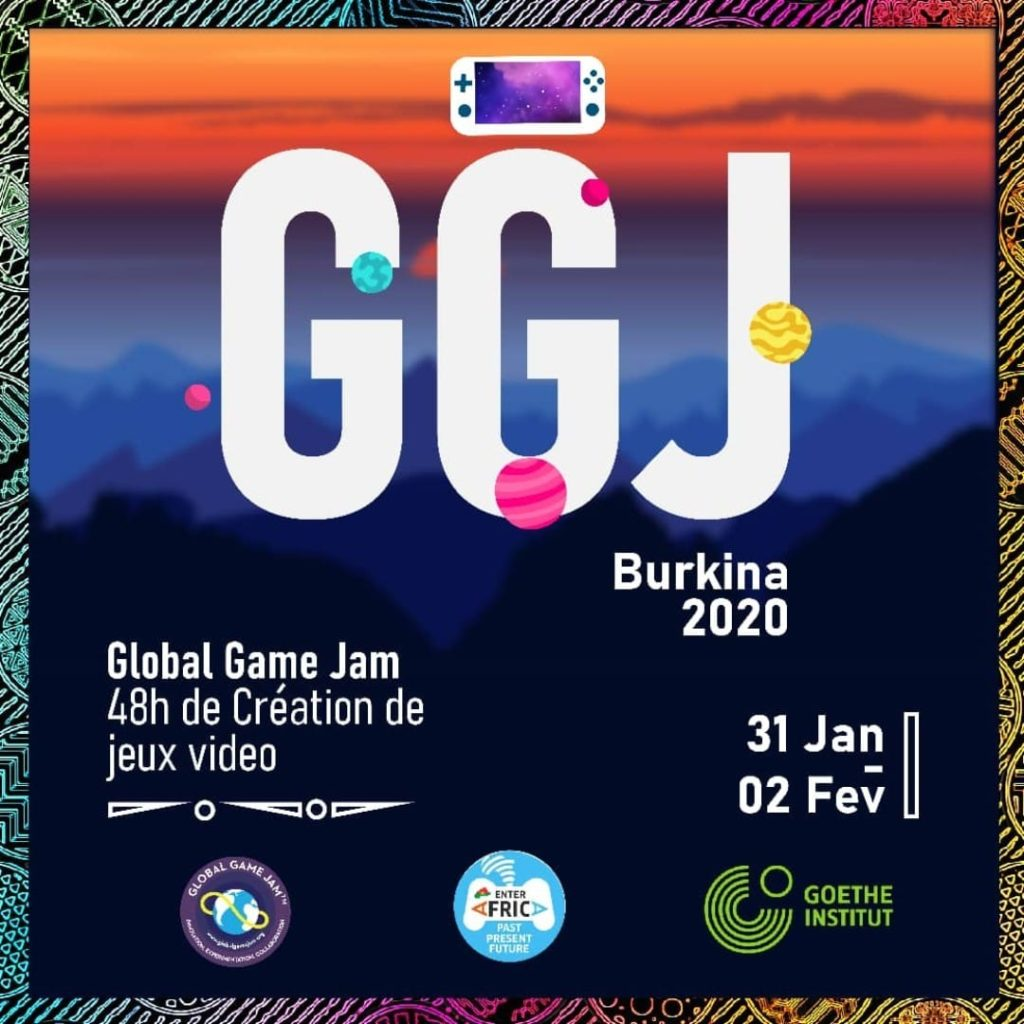 Global Game Jam Burkina 2020