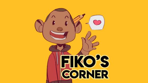 Fiko's Corner by Kofi Ofosu
