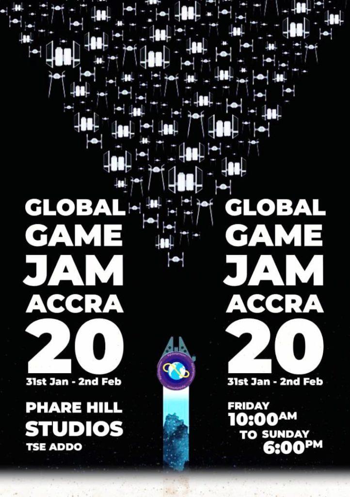 Global Game Jam Accra 2020