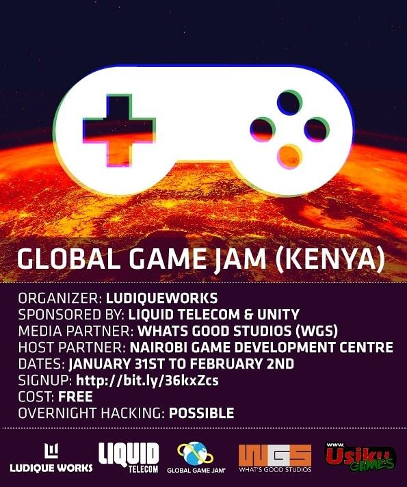 Global Game Jam Kenya
