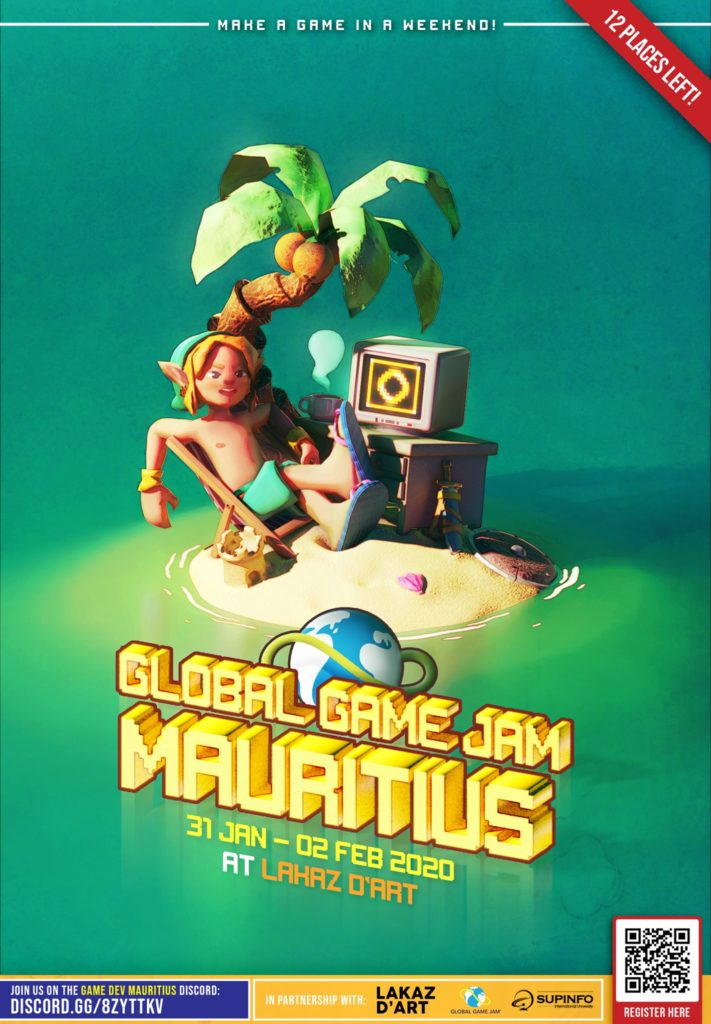 Global Game Jam Mauiritius 2020
