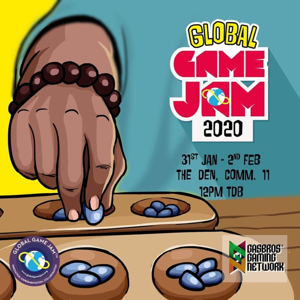 Global Game Jam 2020 Tema