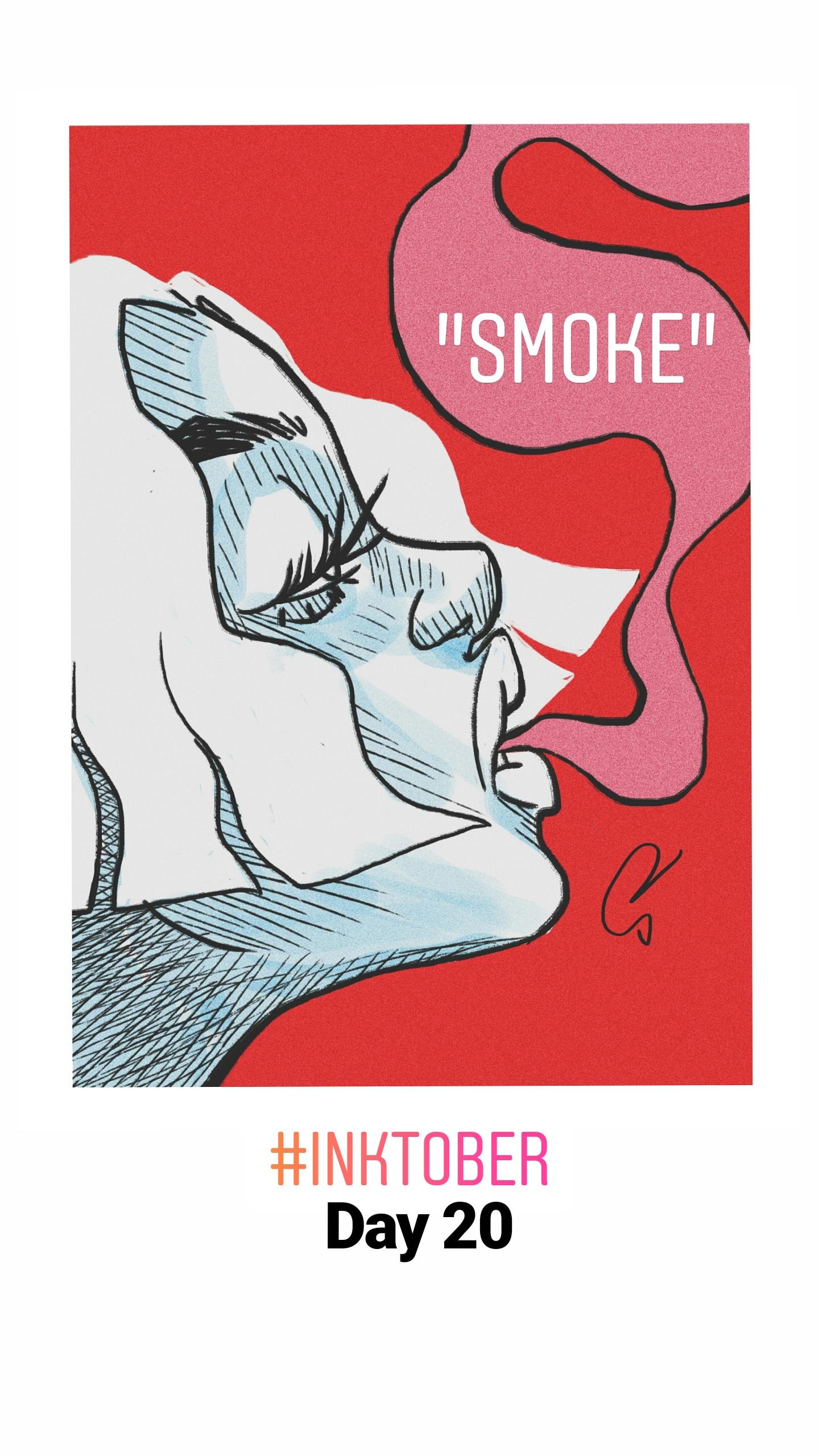 Smoke by Shika Odamtten