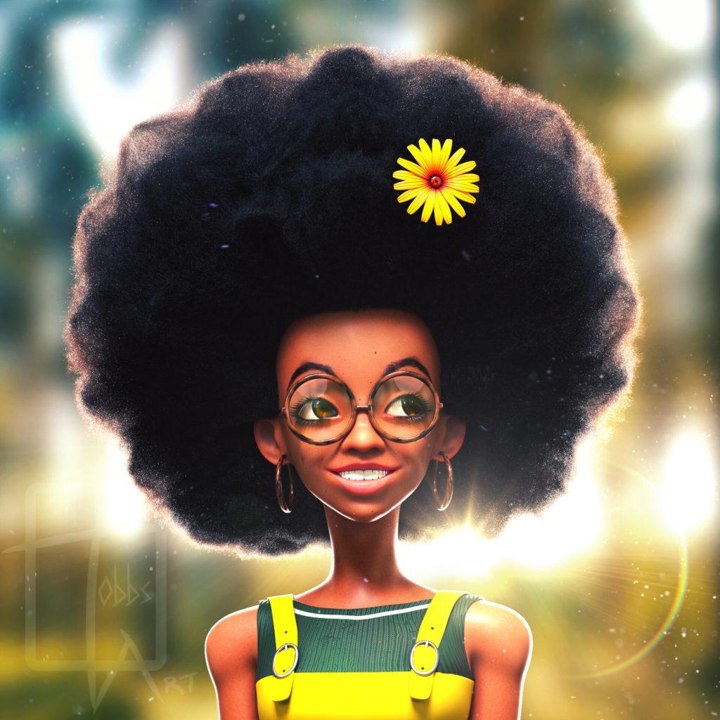 Sunshine by Bertil Toby Svanekiaer