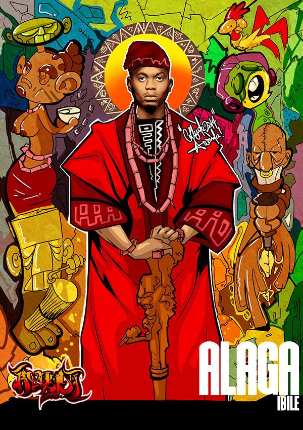 Alaga Ibile by Prime