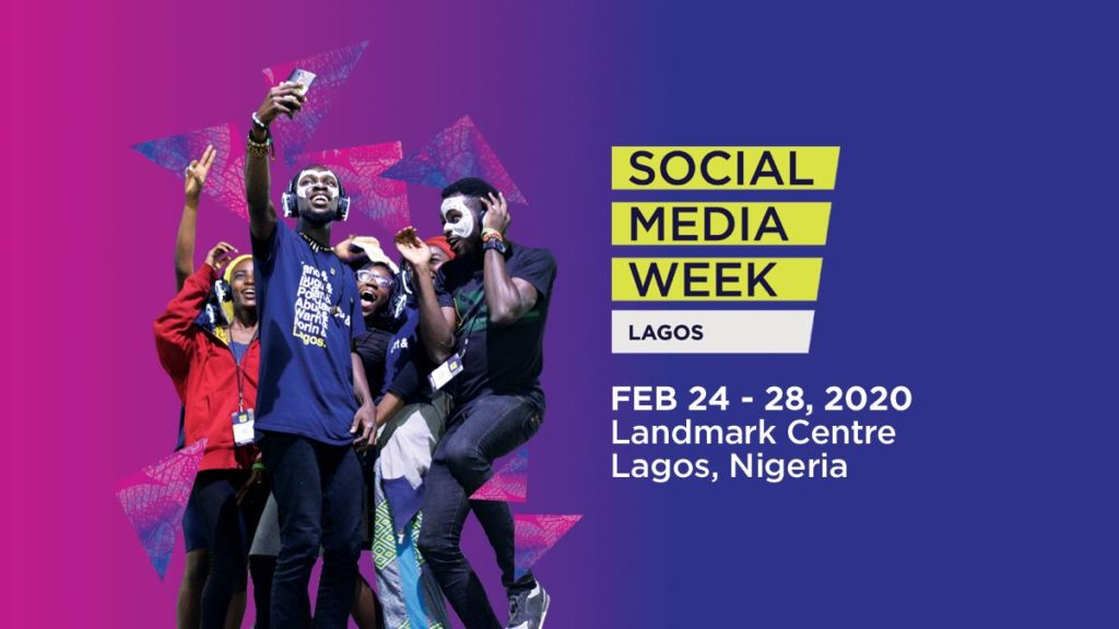 Scocial Media Week Lagos