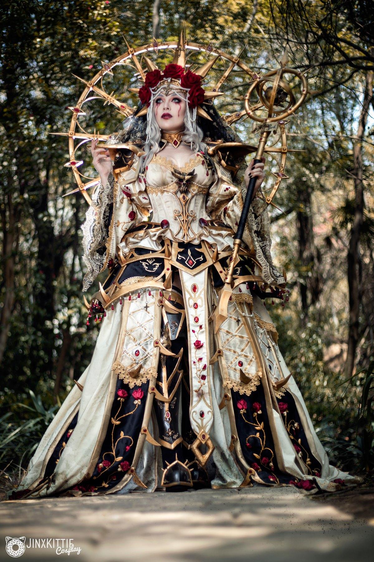 Kelsey Atkins JinxKittie Blood Princess Bathory by Cinderys