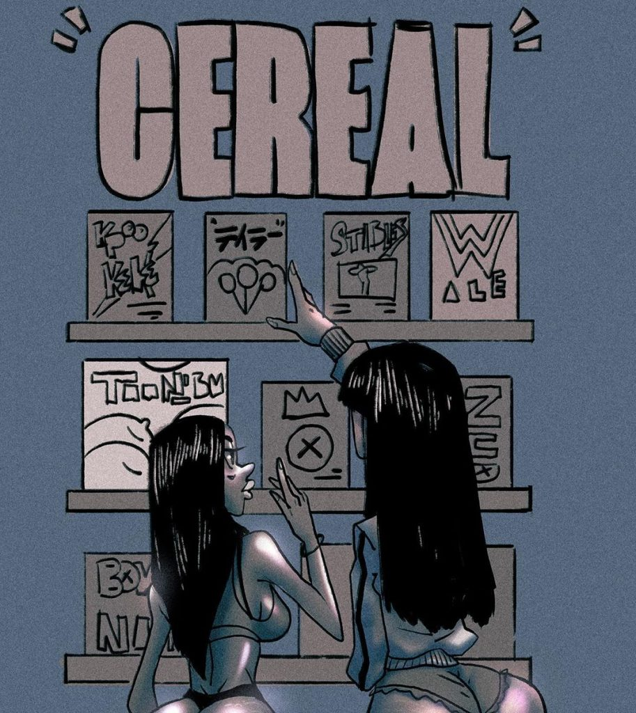 Cereal by Kobina Paapa