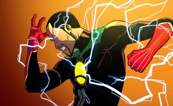 Jember Ethiopian superhero comic by Etan Comics