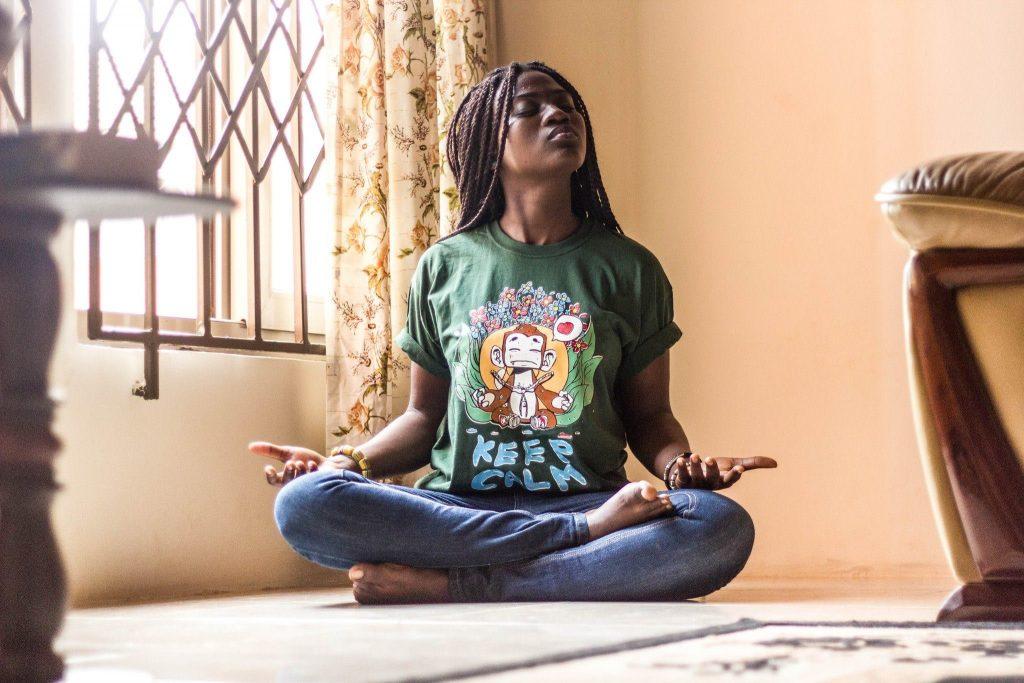 Keep Calm by Akolabone, illustrated by Kobina Taylor
