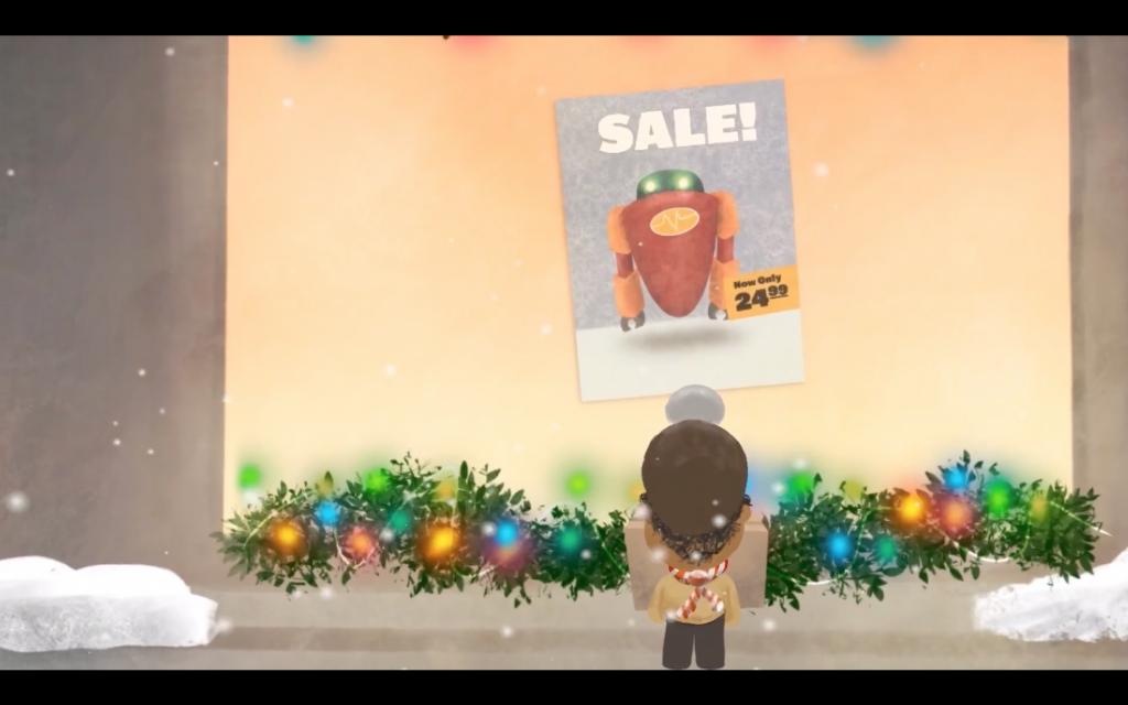 24.99 christmas animation by Selorm Dogoe