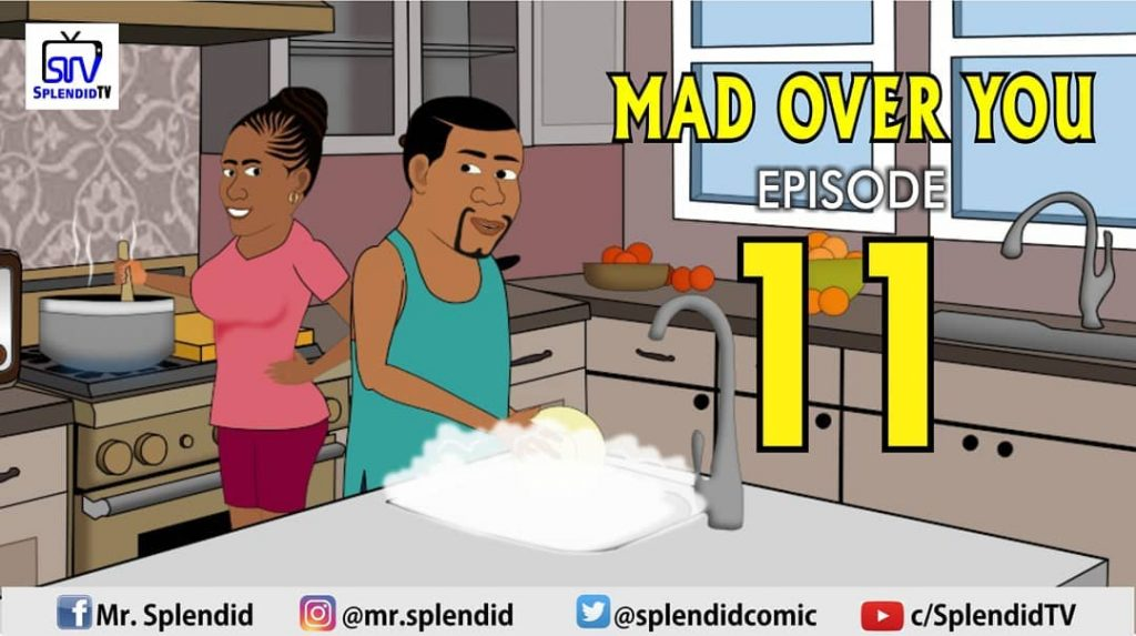 Mad Over You by Splendid TV
