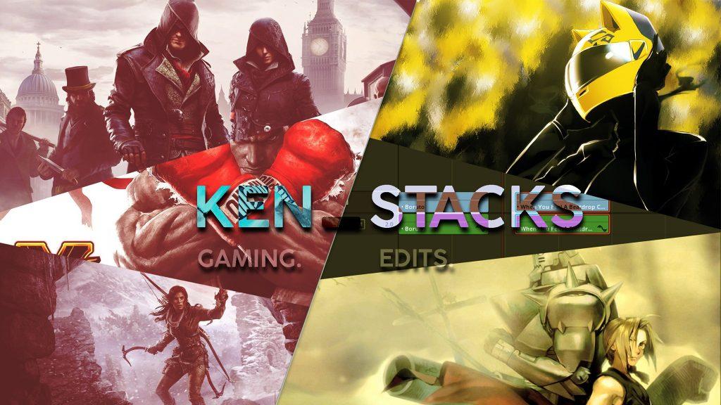 Ken Stacks YouTube channel