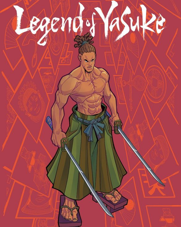 Legend of Yasuke by TAG Comics