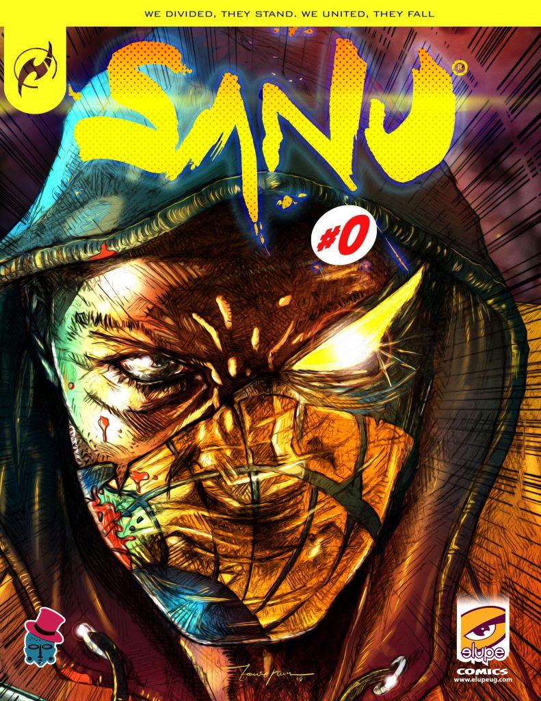 Sanu, nommo awards 2020 nominee